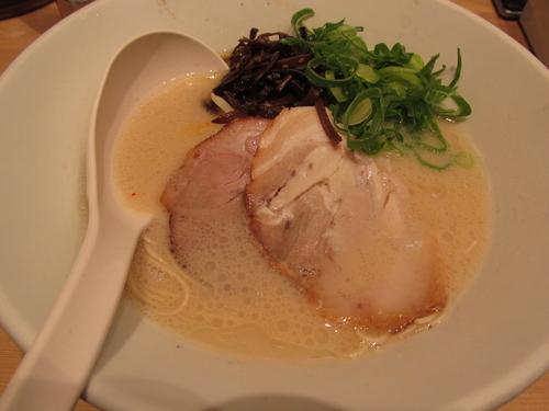 「白丸元味 「780円」」@博多一風堂 浅草ROX・3G店の写真