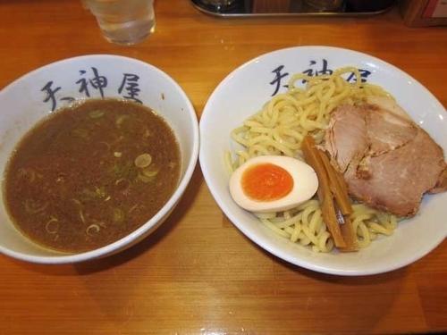 「つけ麺 780円」@天神屋 秋葉原本店の写真