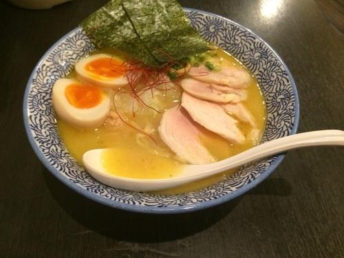 「濃厚鶏白湯そば」@濃厚鶏そば 晴壱の写真