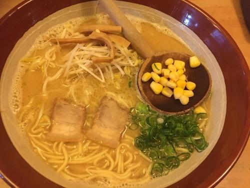 「味噌ラーメン¥650」@わらじの写真
