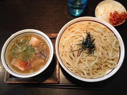 「塩つけめん」@麺の坊 晴ればれの写真