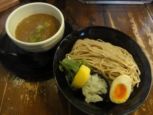 「鶏魚介つけ麺(大250g)」@麺心 よし田の写真
