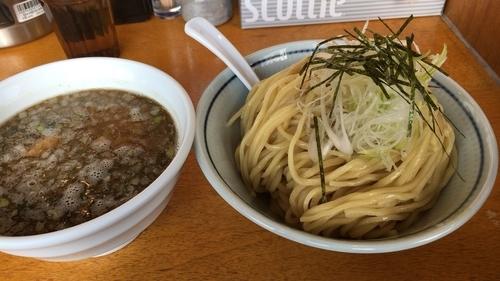 「塩つけ麺」@麺奏ハモニカの写真