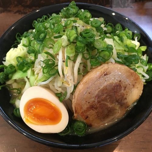 「野菜たっぷりラーメン (780円)」@麺や はやぶさの写真