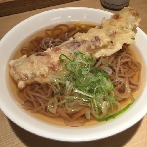 「ちくわ天(¥460)」@立ち食い蕎麦 あずさの写真