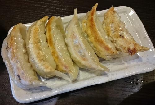 「餃子(6個)」@新福菜館 秋葉原店の写真
