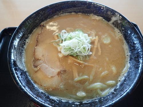 「味噌ラーメン(720円)」@小樽 麺屋よしみの写真