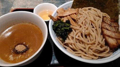 「もりそば(大盛)」@麺屋こうじの写真