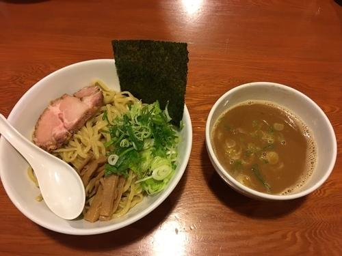 「つけ麺」@ラーメン21番の写真