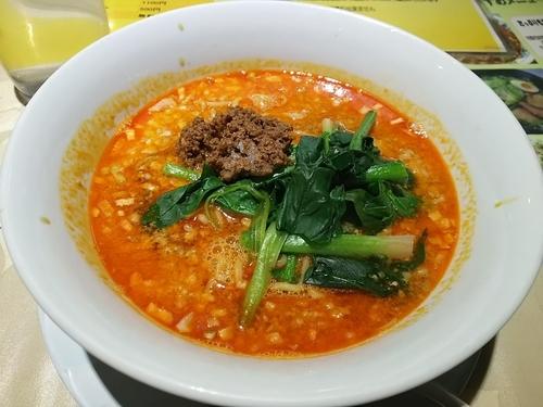「担々麺」@四川乃華 安曇野店の写真