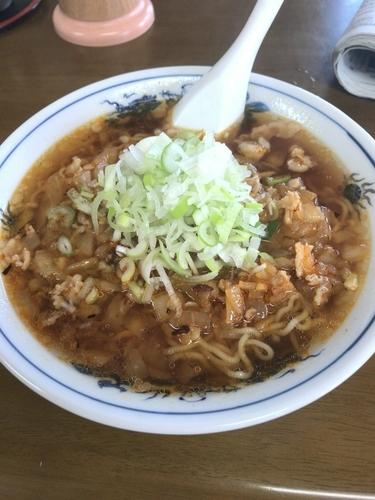 「55勝浦担々麺¥650」@ふるさとの写真