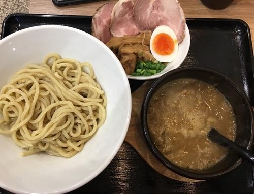 「つけ麺」@ラー麺 陽はまた昇るの写真