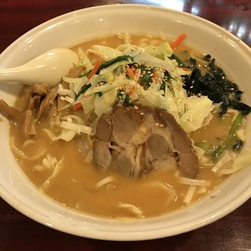 「味千拉麺(¥600)」@中華料理 楽宴大厨房の写真