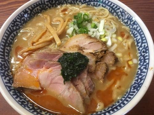 「【限定?】  味噌拉麺」@良温(Ra-on)の写真