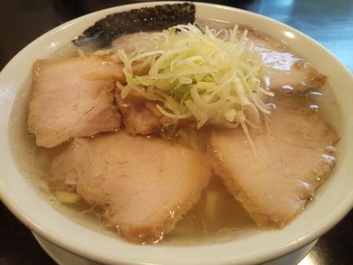 「チャーシューメン」@麺や 極の写真