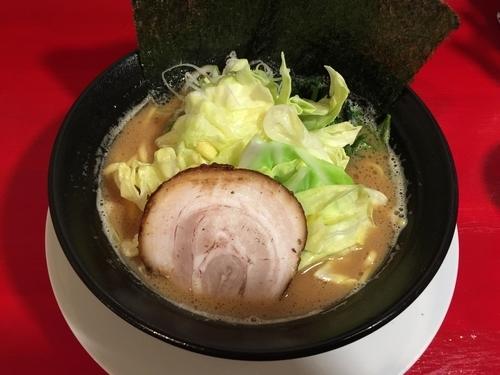 「横浜醤油」@横浜家系ラーメン 喬の写真