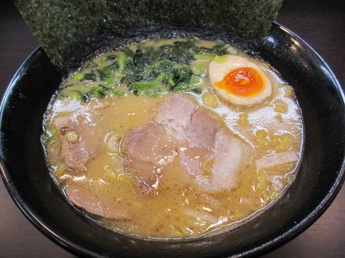 「とんこつ醤油¥650」@MEN-YA KAZU 天下人の写真