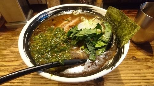 「活力醬そば(大)」@麺場 浜虎 横浜店の写真