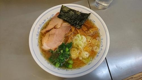 「ラーメン(¥700)」@七面の写真