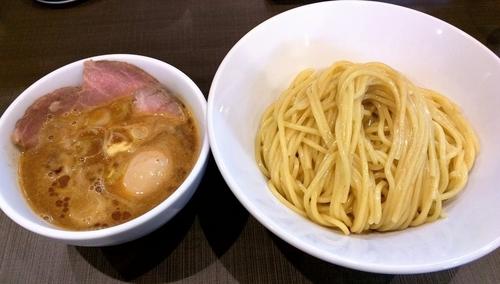 「特製つけめん1050円」@麺屋 りゅうの写真