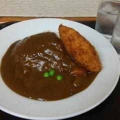 洋食風カレー 香旬亭の写真