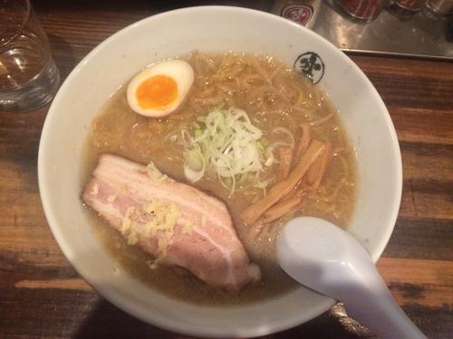 「味噌らーめん」@らーめん 空 本店の写真