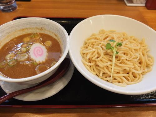 「超濃厚魚介つけ麺(並)」@一合舎 高崎店の写真
