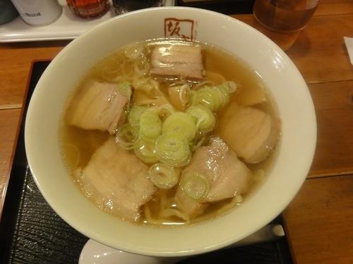 「喜多方ラーメン(並)」@喜多方 坂内食堂 京都店の写真