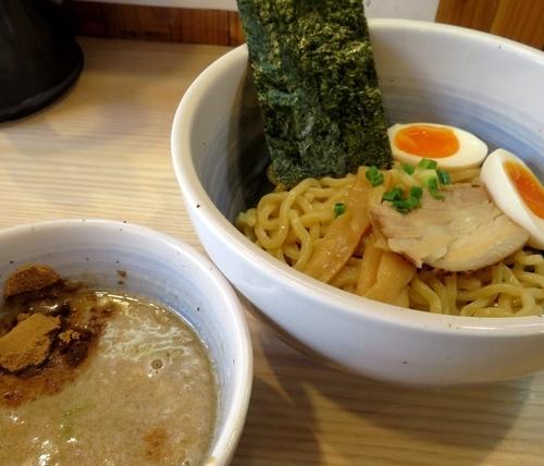 「味玉つけ麺(890円)」@麺や 騰の写真