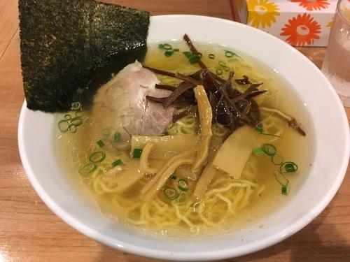 「香味拉麺」@MEN-YA DAISUKEの写真