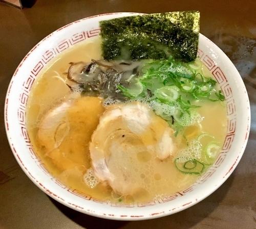 「ら〜めん 600円」@らーめん 葦善の写真