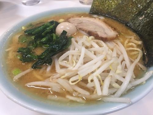 「味噌ラーメン 780円」@壱六家 大森店の写真