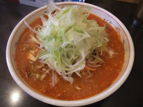 「四川風辛子麺(980円)」@やみつき味 辛子堂の写真