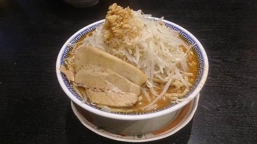「味噌ふじ麺750円+関脇100円」@東池袋大勝軒 うさぎ家の写真