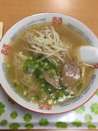 「中華そば」@食事処 よっちゃんの写真