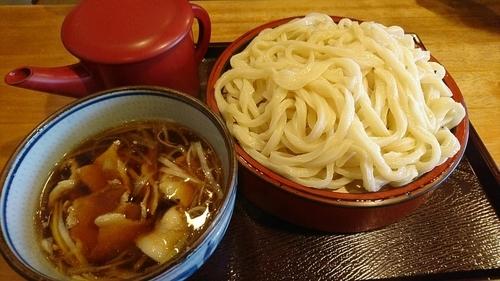 「肉汁うどん 780円」@ゆでたて家の写真
