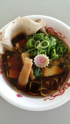 「郡山ブラック」@大つけ麺博 presents 最強ラーメンFes,の写真