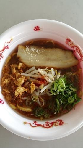 「濃厚味噌そば」@大つけ麺博 presents 最強ラーメンFes,の写真