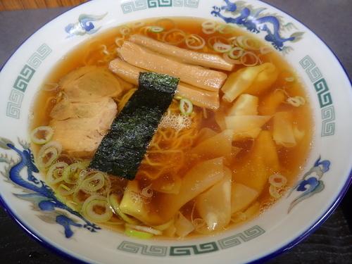 「ワンタン麺」@中華そば 正太郎の写真