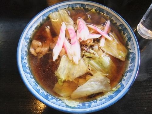 「スープ入焼きそば(750円)」@釜彦の写真