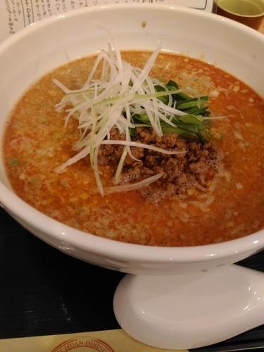 「担古麻担々麺」@担古麻の写真