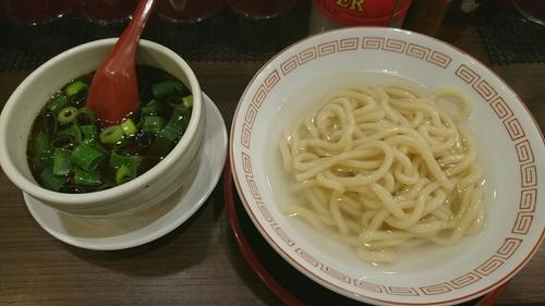 「つけそば_830円」@麺屋7.5Hz 新橋店の写真