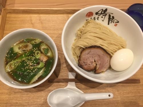 「ホロホロ南蛮キジつけ蕎麦しょうゆ」@中華蕎麦 時雨の写真