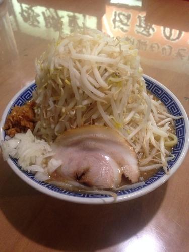 「富士ラーメン 味噌 中 820円」@Kitamoto 優勝軒の写真