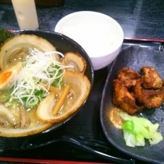 ラーメン 京都丸心の写真