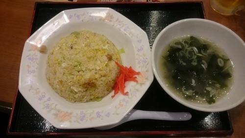 「チャーハン  600円」@おおぎやラーメン 前橋西片貝店の写真