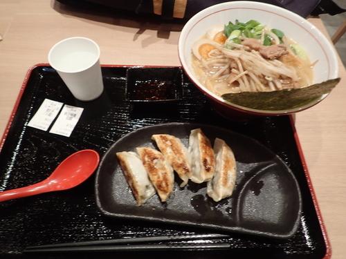 「秩父味噌拉麺(780円)」@秩父味噌拉麺の写真