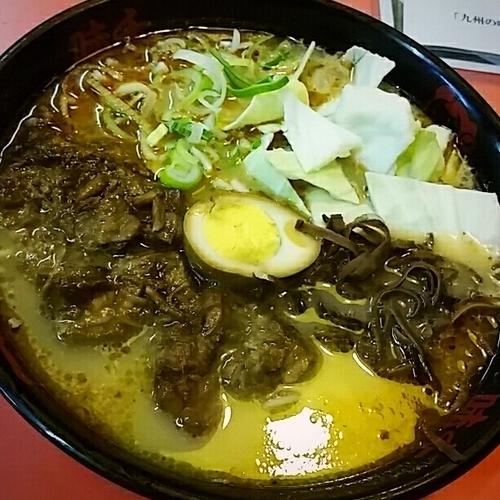 「パイクー麺 880円」@味千拉麺 永国店の写真