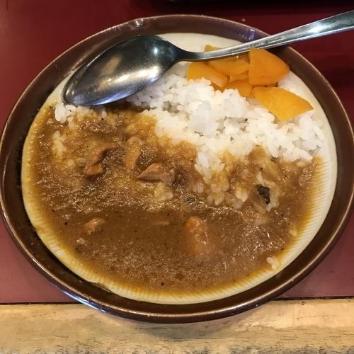 「ミニカレー(¥280)」@丹波屋の写真
