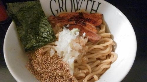 「まぜ麺(大)」@麺処GROWTHの写真